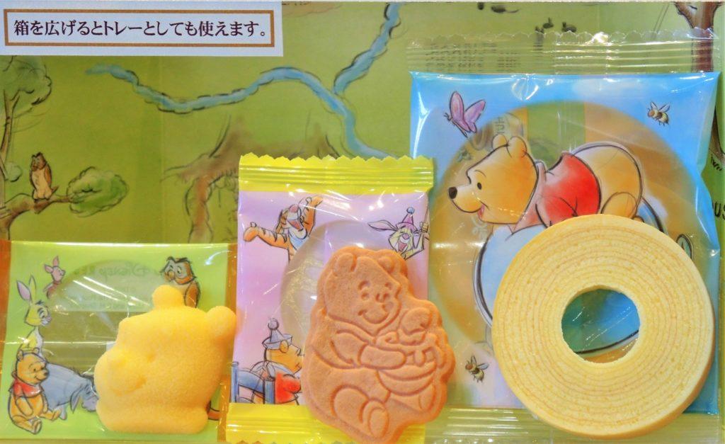 くまのプーさんのお菓子・東京ディズニーランド