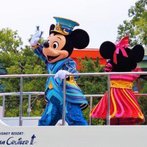 東京ディズニーリゾート35周年スペシャルパレード「岡崎ハレ舞台」