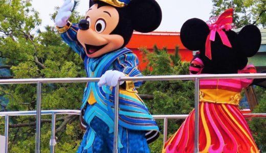 9月15日 ミッキーとディズニーの仲間たちが「京都岡崎ハレ舞台」にやって来た!